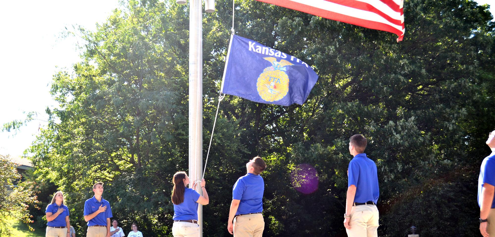 Image for Ways to Help Kansas FFA