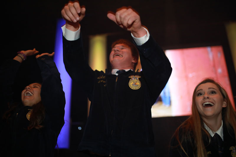 elated at ffa convention