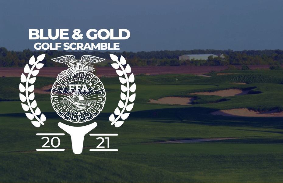 Image for Blue and Gold Golf Scramble – Hosted by the Kansas FFA Foundation