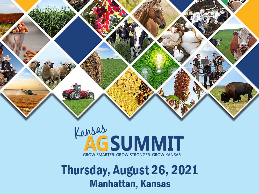 Image for Kansas Department of Agriculture Announces 2021 Ag Summit
