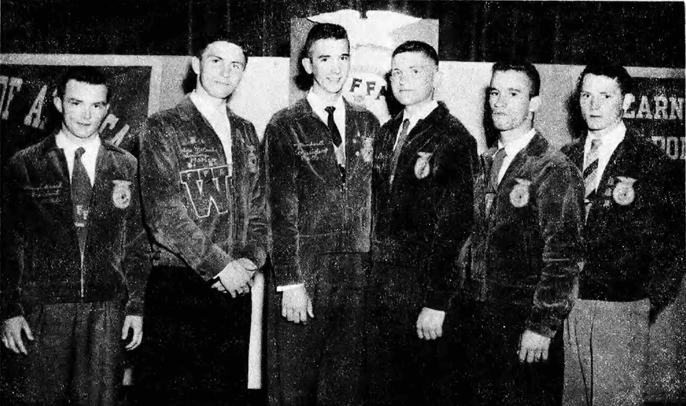 1955 1956 Officer Team