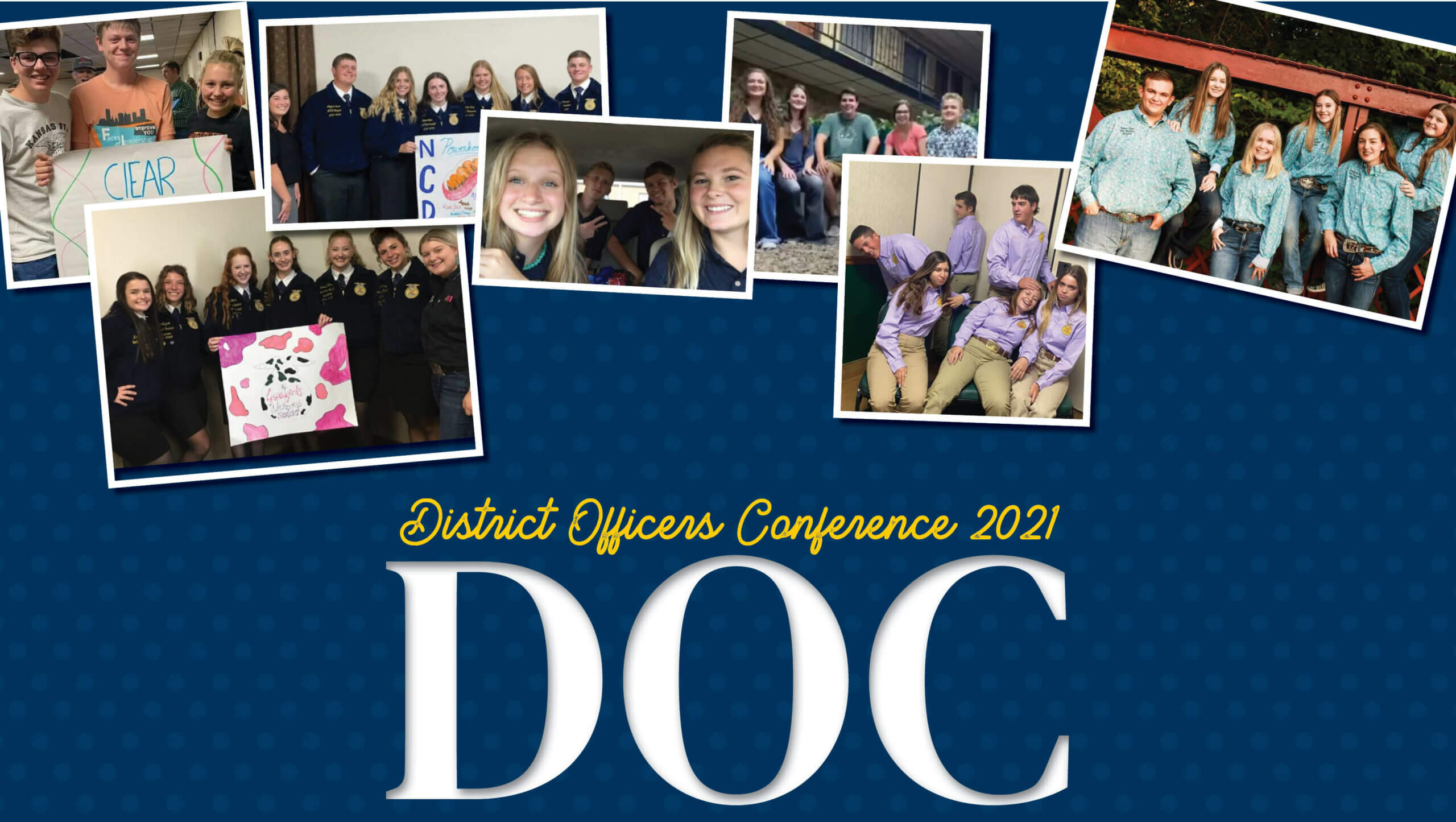 Image for 2021-2022 District Officers Begin Year of Service at District Officers Conference